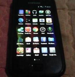 Samsung S1 Original Black 16gb photo
