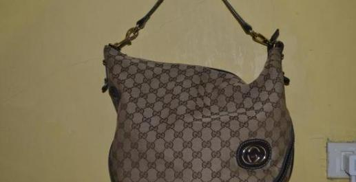 Gucci Shoulder BAg With Serial Number photo