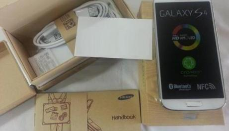 Samsung galaxy s4 I9505 good as Brandnew with receipt photo