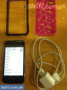 iphone 4 32gb black factory unlock photo