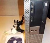 Dell Optiplex 960 core2duo 2.9 ghz 3mb cache 2gb ram 320gb hdd 1gb video card photo