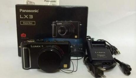 Panasonic LX3 Digital Camera photo
