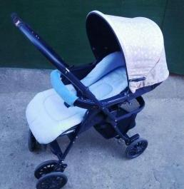 baby stroller aprica full recline and reversible photo