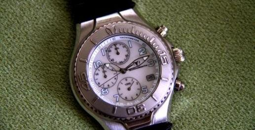 Technomarine TMCX05 Chronograph Mother-of-Pearl dial Ladies Watch photo