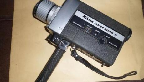 Vintage Nikon Super Zoom 8 photo