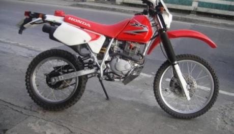 2012 Honda xr 200 MT photo