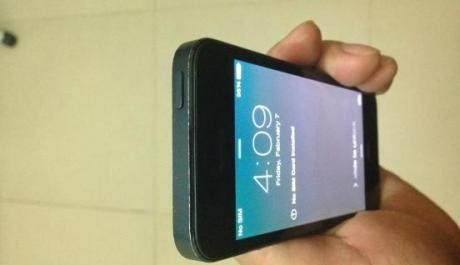 iphone 5 32gb black lte globe locked photo