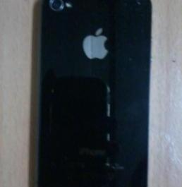 Apple iPhone 4S Black Openline thru x-sim 16Gb photo