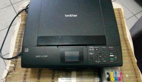Brother Printer DCP-J125 photo