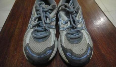 Asics Gel ICS running shoes photo