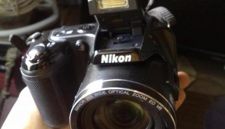 Nikon Coolpix L810 semi dslr photo