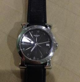 Authentic Hermes Nomade Compass Black photo