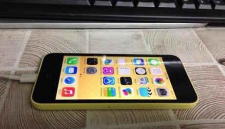 iPhone 5C from Smart Yellow photo