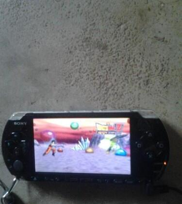 Sony Psp 2001 slim photo