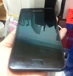 Samsung s2 16gb GT-i9100T Black Openline photo