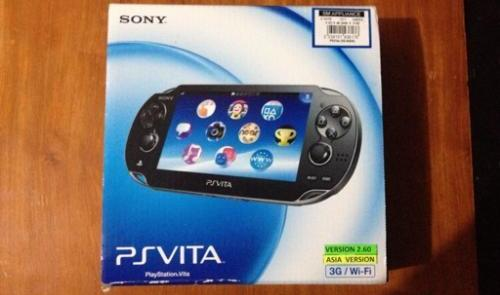 Ps Vita 64GB 3G Wifi photo