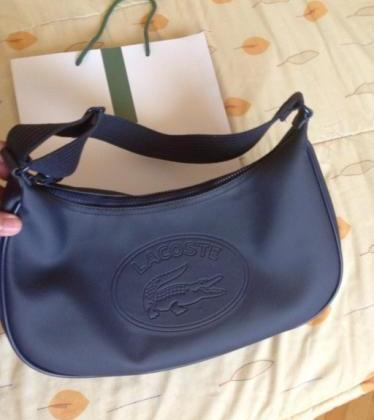 7a87755b63f Authentic Lacoste bag - Used Philippines
