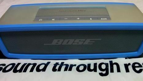Bose Soundlink Mini with Soft Cover photo