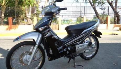 Honda wave 125 2007 model photo