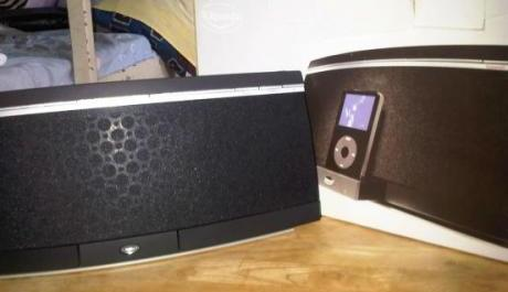klipsch room groove ipod dock speaker image 4