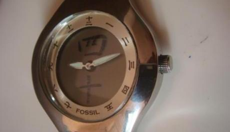 Authentic Fossil Watch JR-7999 photo