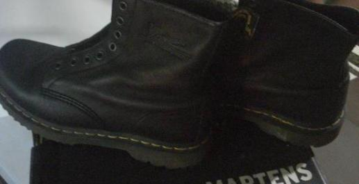 Dr. Martens boots photo