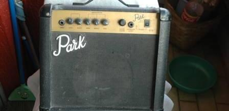 Park by Marshall G-10 GuitarAmp Korea Vintage photo