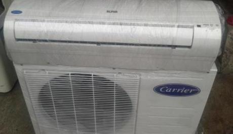 Carrier Alpha 1.0 Hp Split Type aircon photo