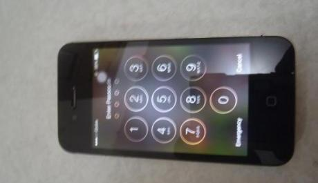 iphone 4s 32gb black openline with power bank photo