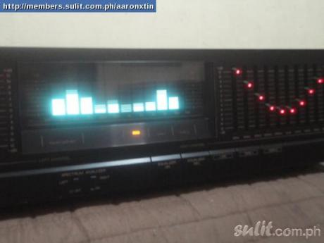 Sansui SE-80 stereo graphic equalizer photo
