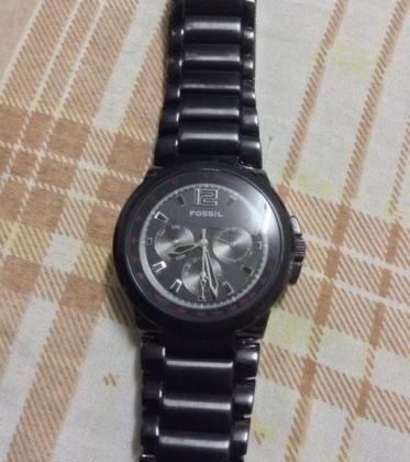 Fossil Watch Authentic photo