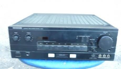 Kenwood Integrated amplifier model A-5R photo