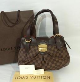 Louis Vuitton Damier Ebene Sistina PM photo