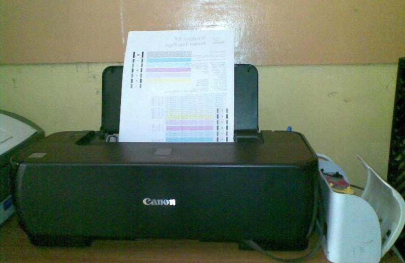 Canon Ip1980 With Ciss Used Philippines