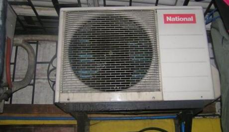 national split type air conditioner photo