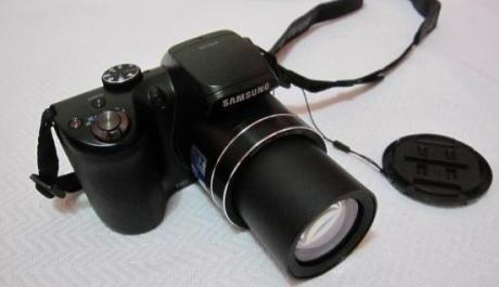 Samsung Digital Camera WB100 photo