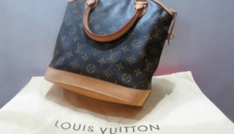 Authentic louis Vuitton Lock It photo