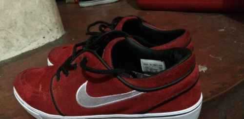 Stefan Janoski University Red photo