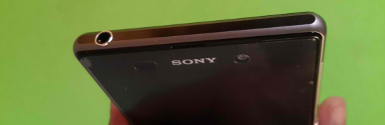 sony xperia z1 16gb black photo
