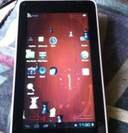 tablet COBY KYROS mid7048 USA photo