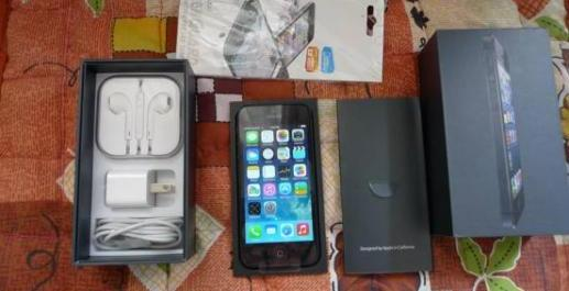 Iphone 5 16gb Black Complete Openline photo