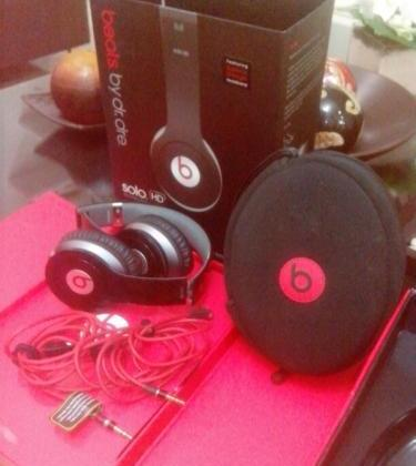 Beats Solo HD By DRE rush photo