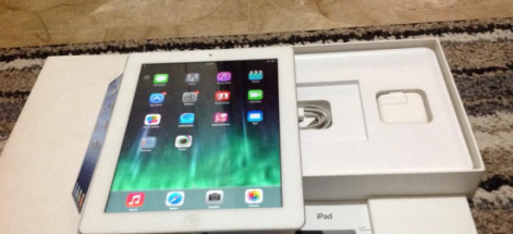 Ipad 3 retina 16gb photo