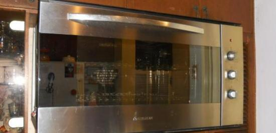 Ariston built-in oven MB 91 (IX) photo