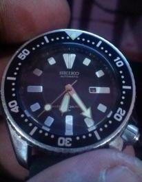 seiko diver medium rush photo