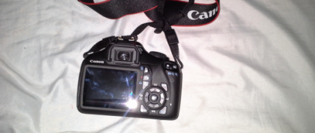 Canon 1100D SLR photo