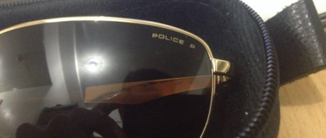 Police Polarized shades image 2