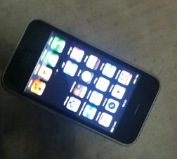 Iphone 3g 8gb black photo