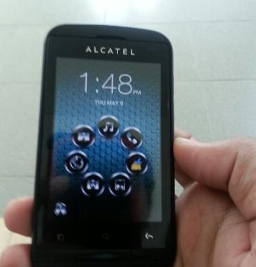 ALCATEL Glory 918N w2gb Sd Card photo