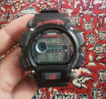 Gshock Dw9052 Watch photo